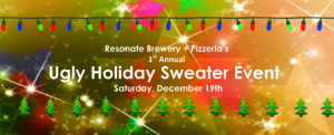 2015 Ugly Sweater - a